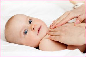 Bébé peau