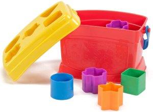 Montessori Boîte à formes