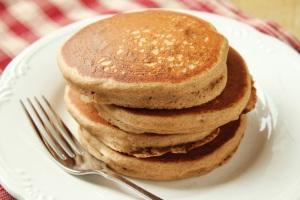 Des pancakes bien gonflés
