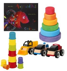 jouets 12 - 15 mois