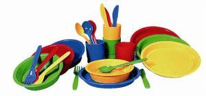"""Ceci n'est pas un jeu de """"dînette"""", mais un jeu de """"restaurant"""" = en changeant le terme, succès garanti auprès de tout le monde !!"""