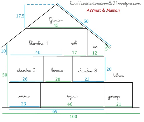 une maison de poup e playmobil 1 montessori communication bienveillante et bien plus. Black Bedroom Furniture Sets. Home Design Ideas