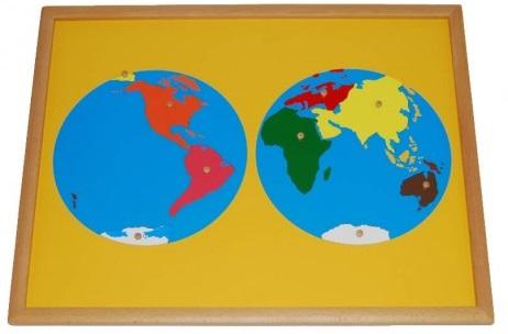 montessori géographie assmat&maman
